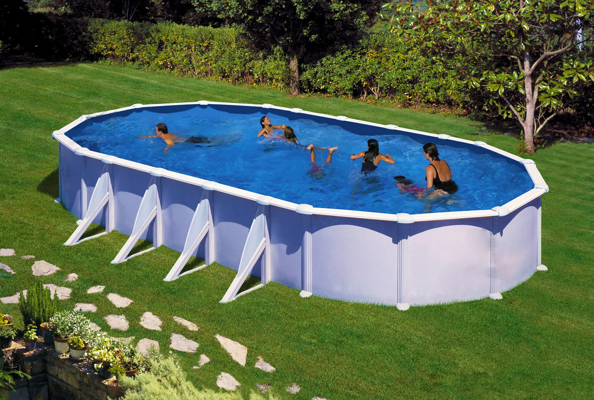Atlantis 915x470cm oasi blu piscine for Atlantis piscine